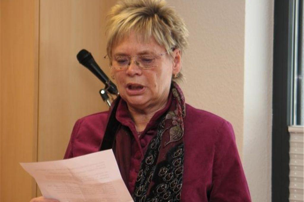 Auf der gemeinsamen Liste von CDU und SPD steht als erste stellvertretende Bezirksbürgermeisterin Karin Neumann (CDU).