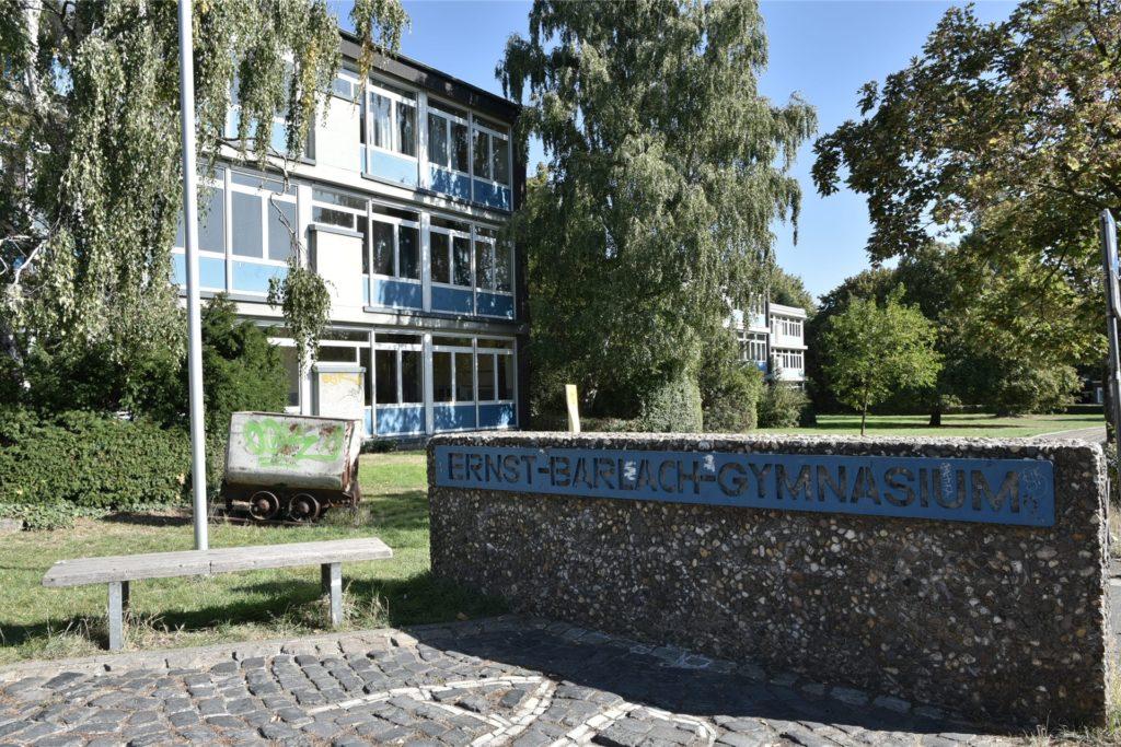 Das Ernst-Barlach-Gymnasium ist Vorreiter in Sachen Digitalisierung.