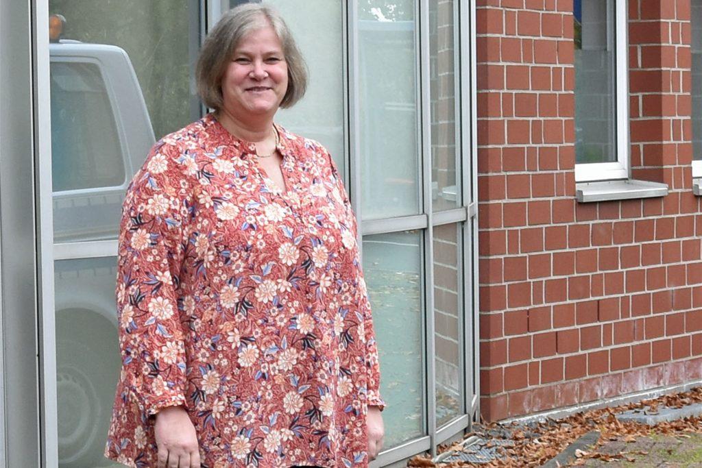 Kriminalhauptkommissarin Marion Bednarz ist Opferschutzbeauftragte der Polizei im Kreis Recklinghausen.