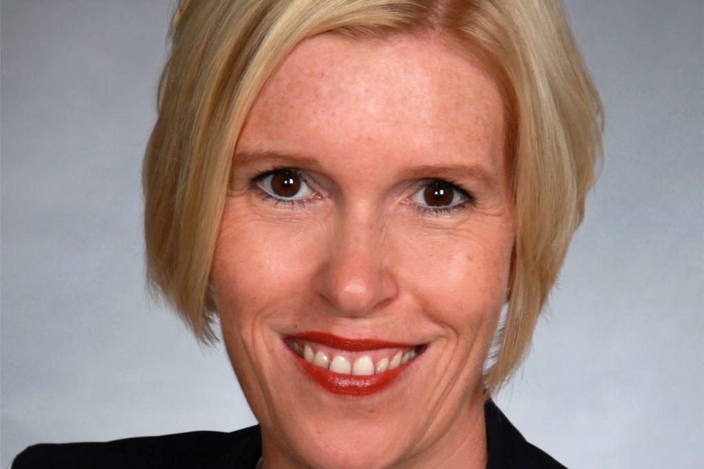Stephanie Just ist stellvertretende Obermeisterin der Gebäudereinigerinnung Dortmund und Lünen und Geschäftsführerin der Lüner Gebäudereinigung Rasche.