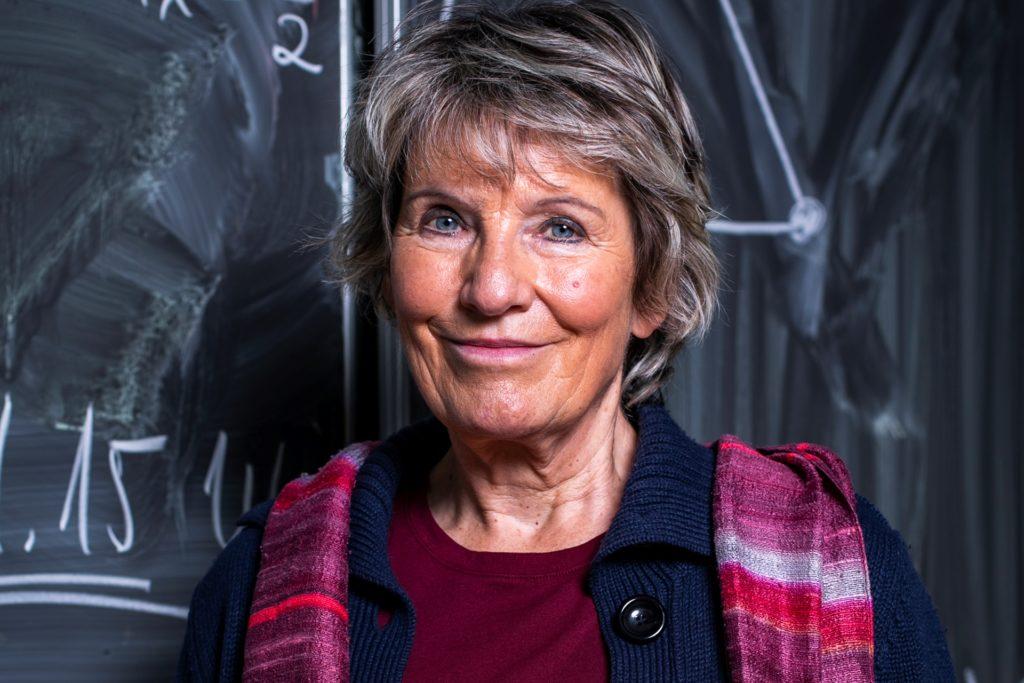 Im Januar kommenden Jahres geht die 62-jährige Lehrerin in ihren Ruhestand.