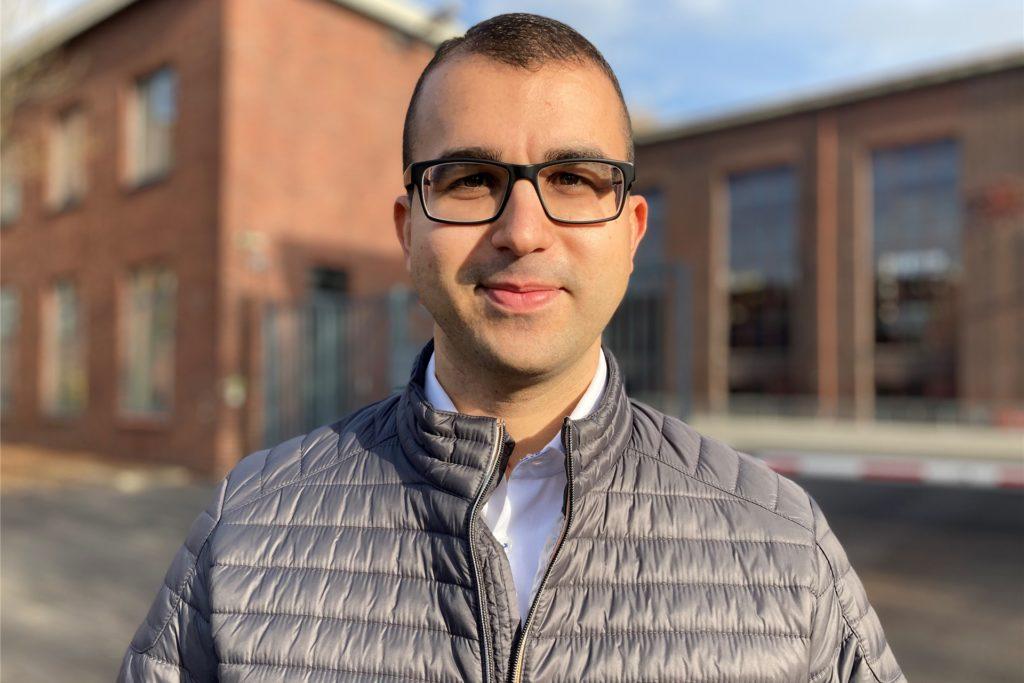 Kaan Eker ist 30 Jahre alt, arbeitet für eine Versicherung und vertritt Bündnis 90/Die Grünen in der Bezirksvertretung Dortmund-Huckarde.