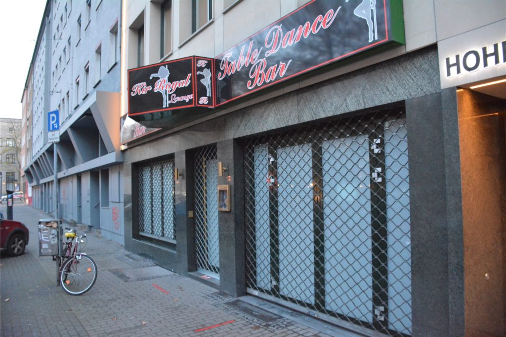 Kir Royal am Hohen Wall in Dortmund