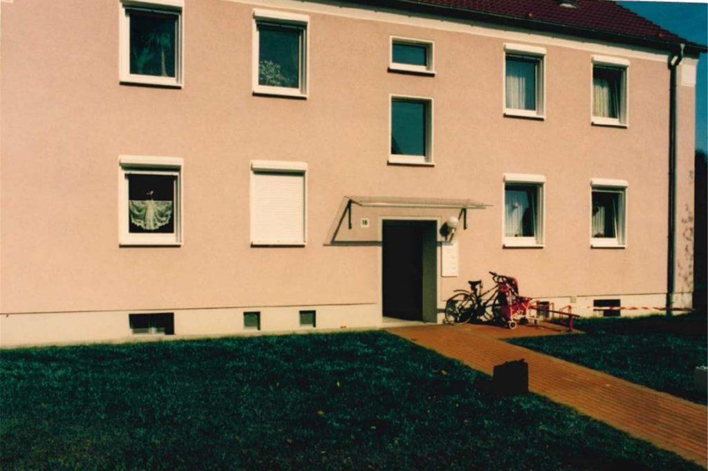 In diesem Haus in Oberaden geschah der Mord vor 22 Jahren.