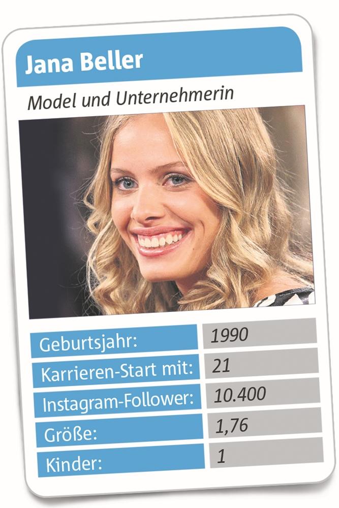 Jana Beller ist Unternehmerin, Model und Mama. Ihre Mama wohnt noch immer in Lippramsdorf.