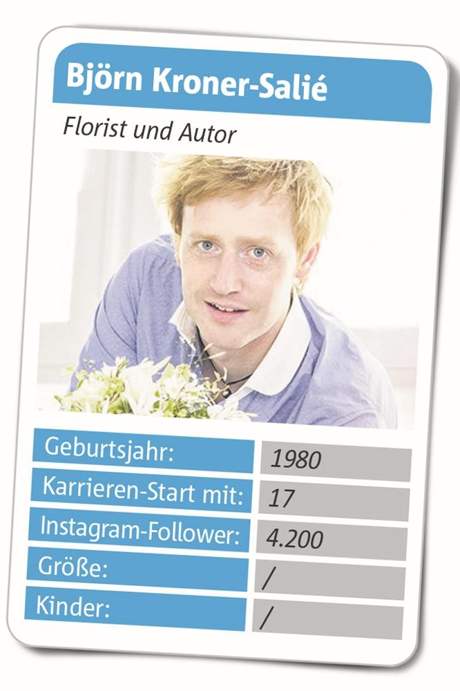 Der Hullerner Star-Florist Björn Kroner-Salié ist ab Februar 2021 mit der dritten Staffel seiner Fernsehshow im WDR zu sehen.