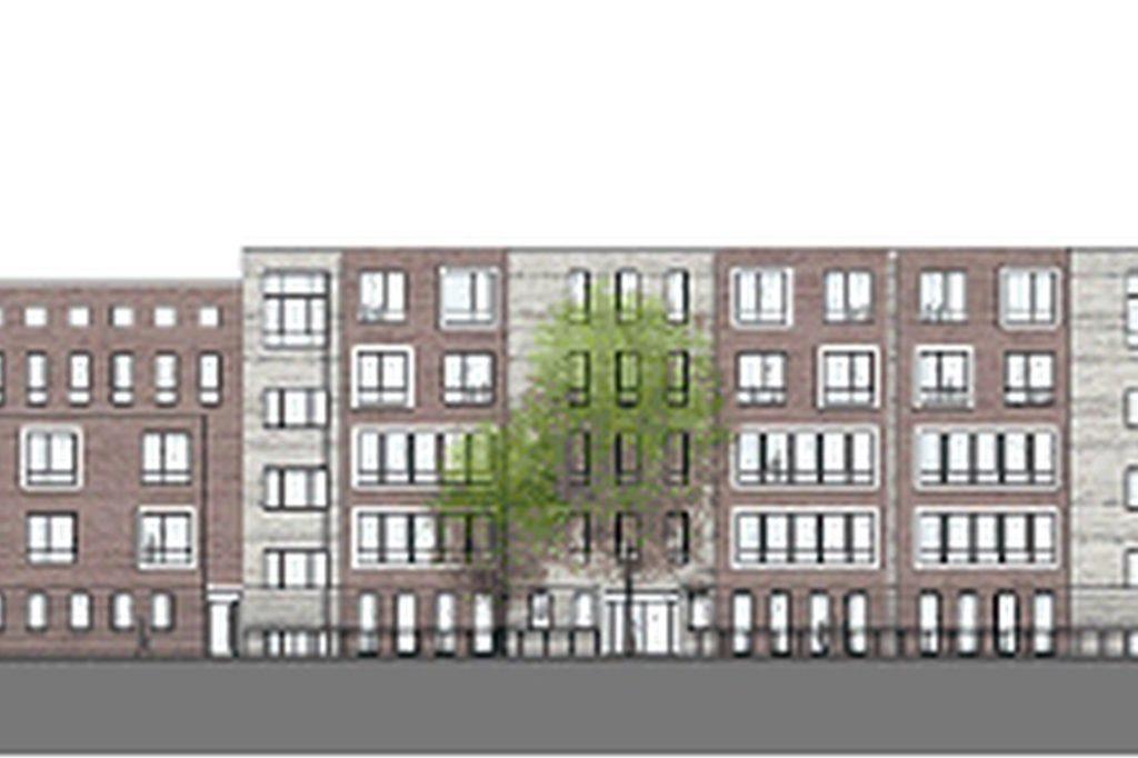 So soll der Neubau nach dem Entwurf der Architekten aussehen.