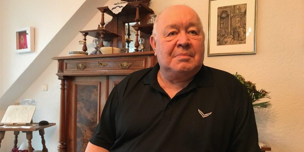 Reiner Gallen (78) sucht nach Grippe-Impfstoff – und hat ihn offenbar auch gefunden.