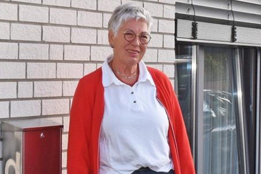 Erika Matschke kritisiert zu niedrige Löhne als Hauptursache für Altersarmut.