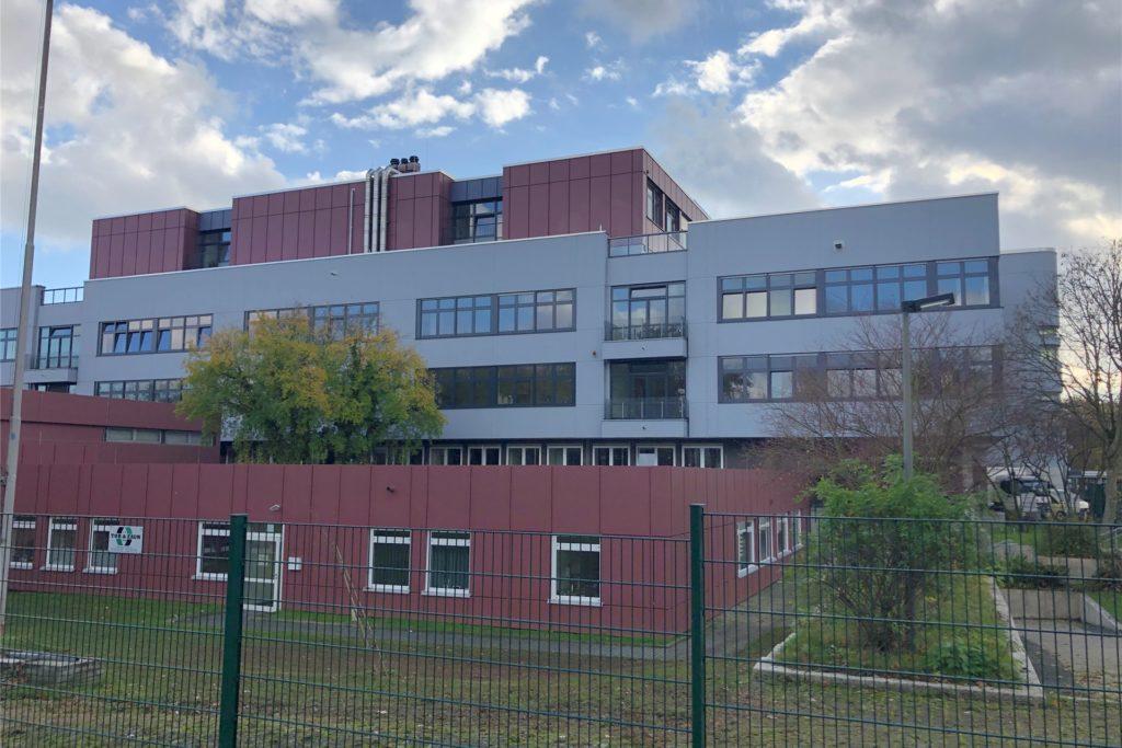 An der Gesamtschule Scharnhorst gibt es aktuell unter 1100 Schülern nur 5 positive Corona-Fälle.