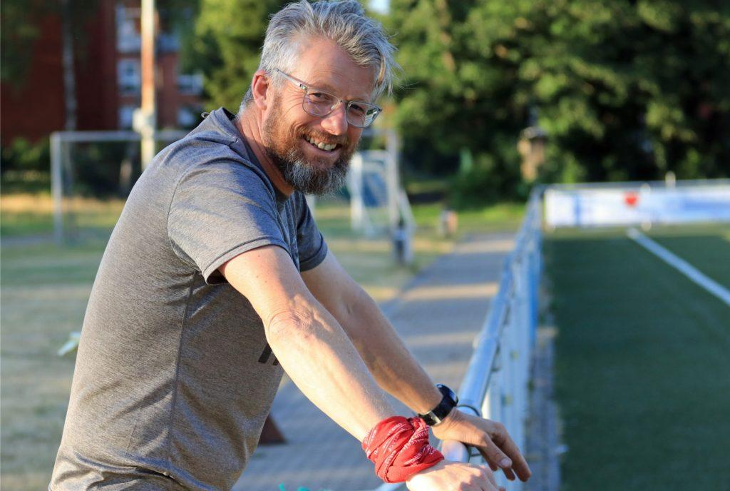 Michael Petry ist ein erfahrener Lüner Läufer.