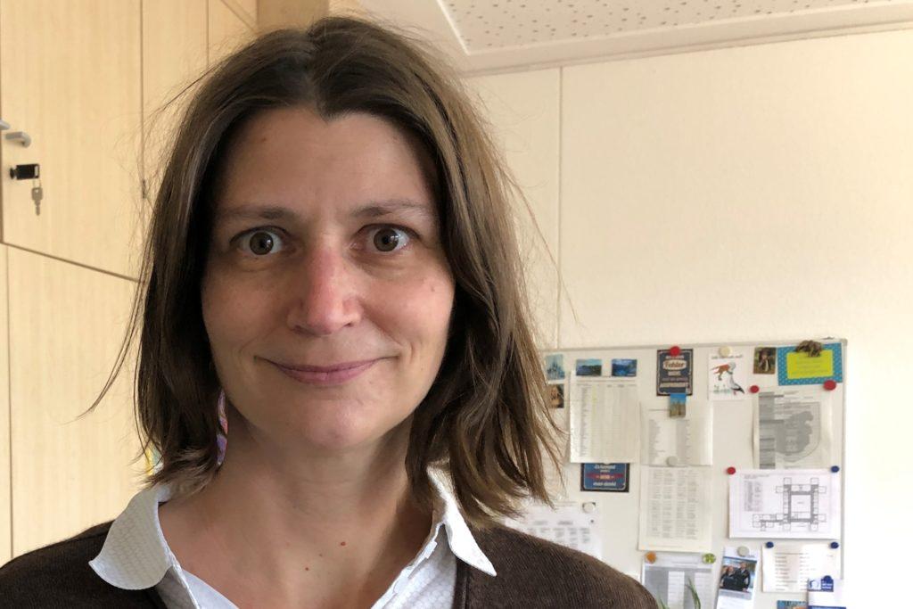 Dr. Daniela Perbandt möchte demnächst an der Theodor-Heuß-Realschule eine MINT-AG aufbauen