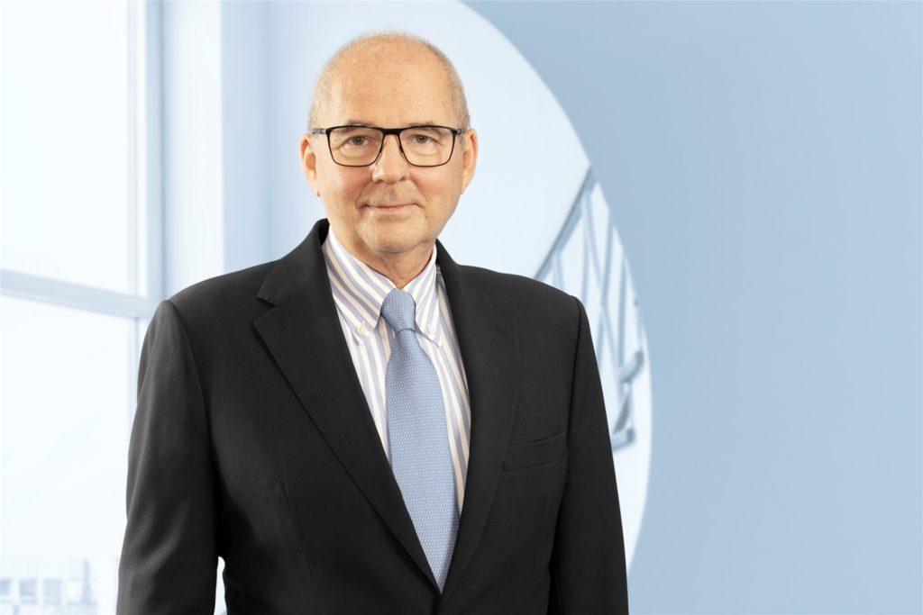Der Unternehmer und Präsident der Industrie- und Handelskammer zu Dortmund, Heinz-Herbert Dustmann, erhält im nächsten Jahr den City-Ring der Dortmunder Innenstadt-Kaufleute.