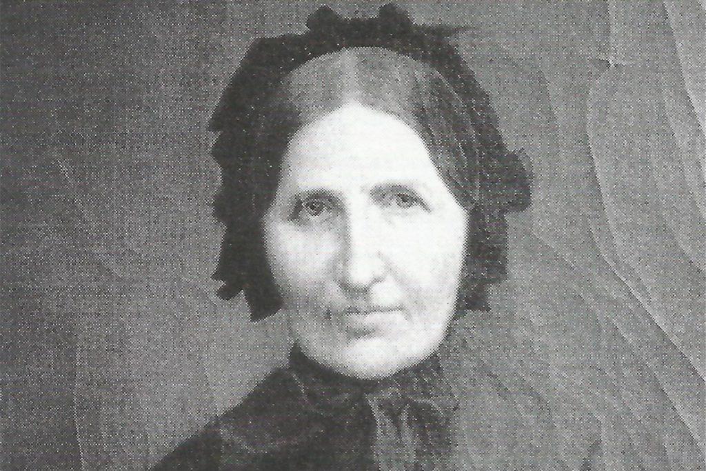 Anna Maria Kreft auf einem Portrait