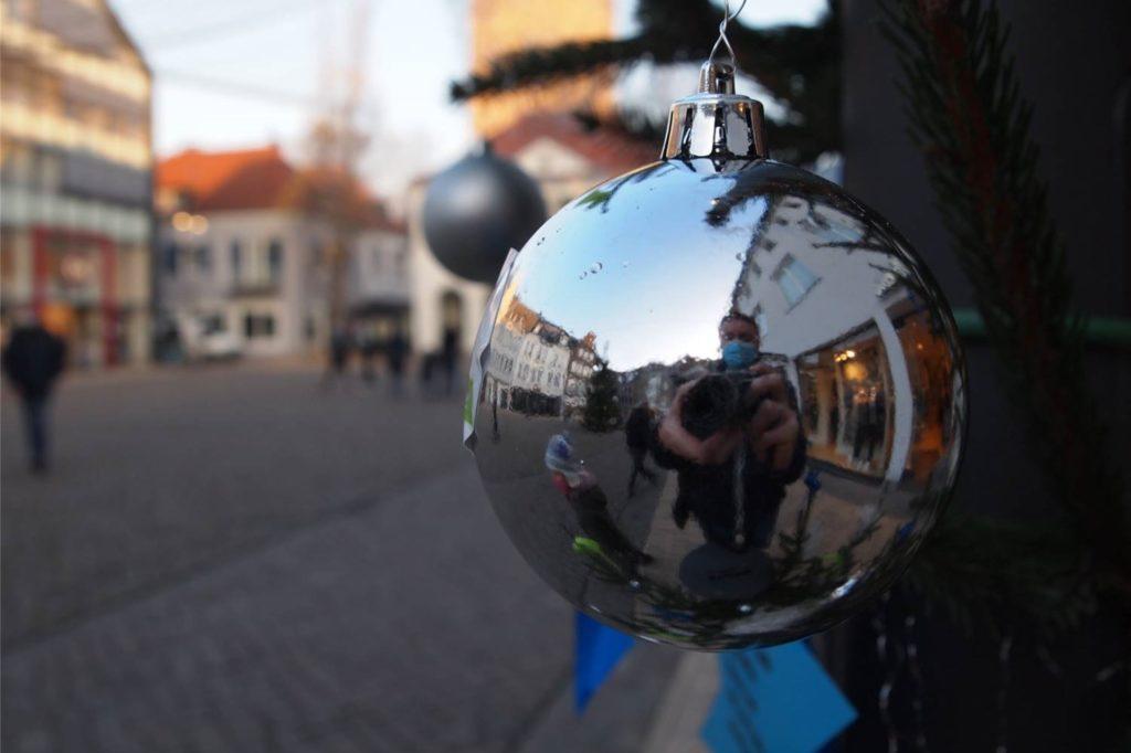 Selfiewettbewerb Dorsten Advent 2020