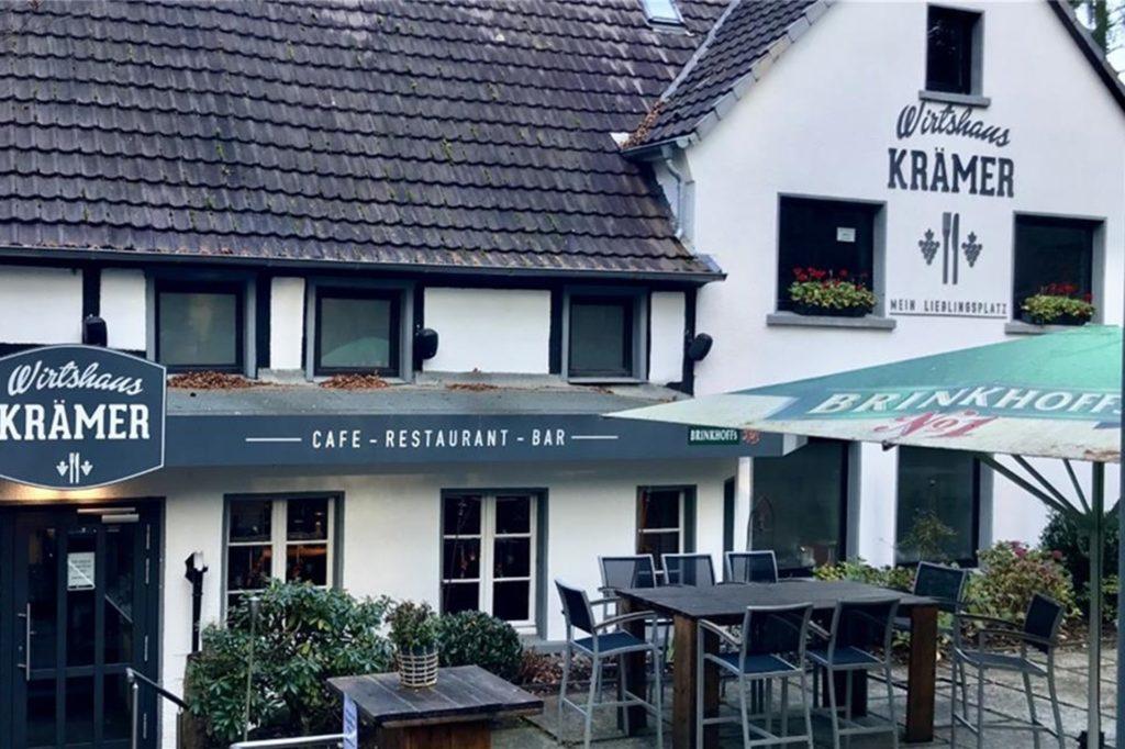 Das Wirtshaus Krämer ist derzeit nur für Abholer geöffnet.