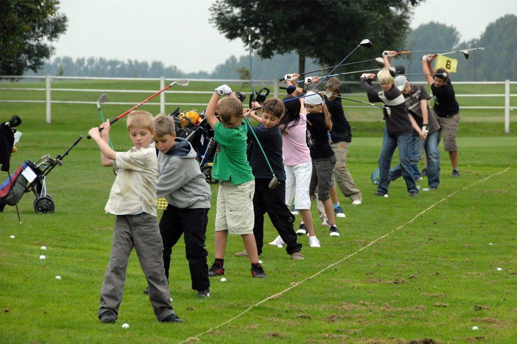 In Ortsteil Schmintrup ist Wernes Golfclub beheimatet.