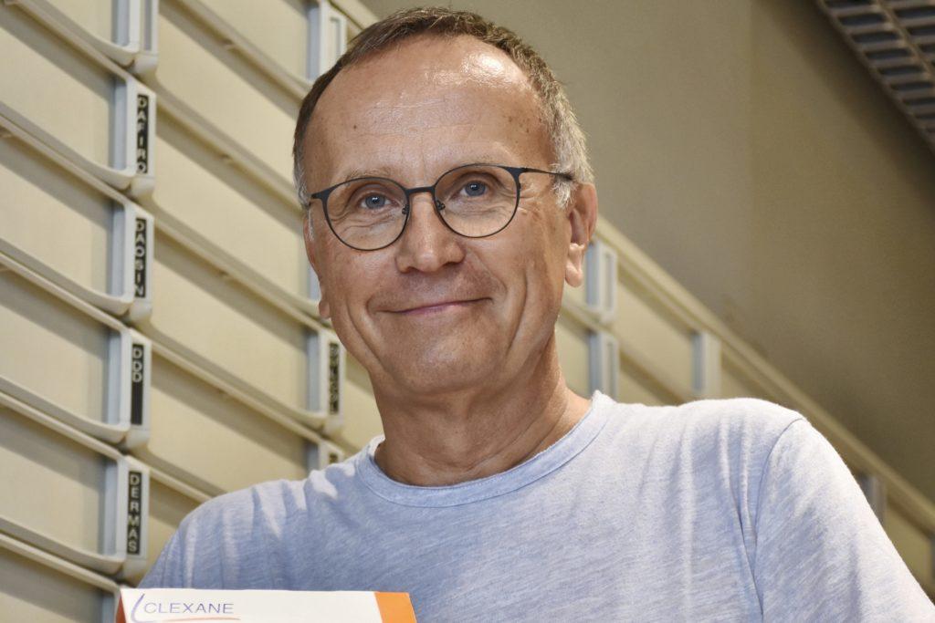 Winfried Radinger, Inhaber der Altstadt-Apotheke und Casconcept-Sprecher