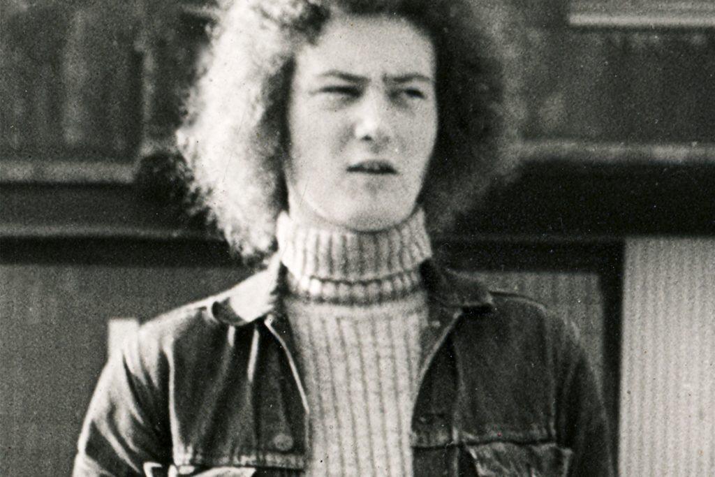 Der Fotograf Oskar Neubauer in seiner Zeit als Volontär bei den Ruhr Nachrichten.