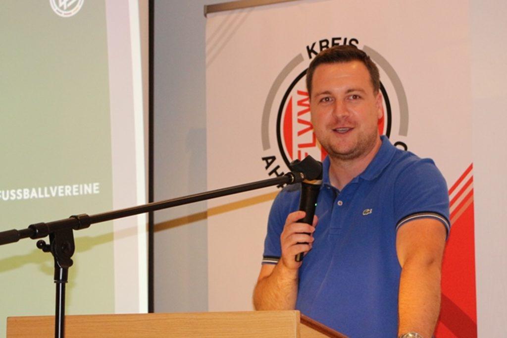 Auf digitale Sprechstunden muss der neue Assistent für Vereinsentwicklung im FLVW, Pierre Nobbe, seine Dialoge mit den Vereinen im Kreis aktuell beschränken. Ein aktuelles Projekt stellt die Etablierung von E-Sport dar.
