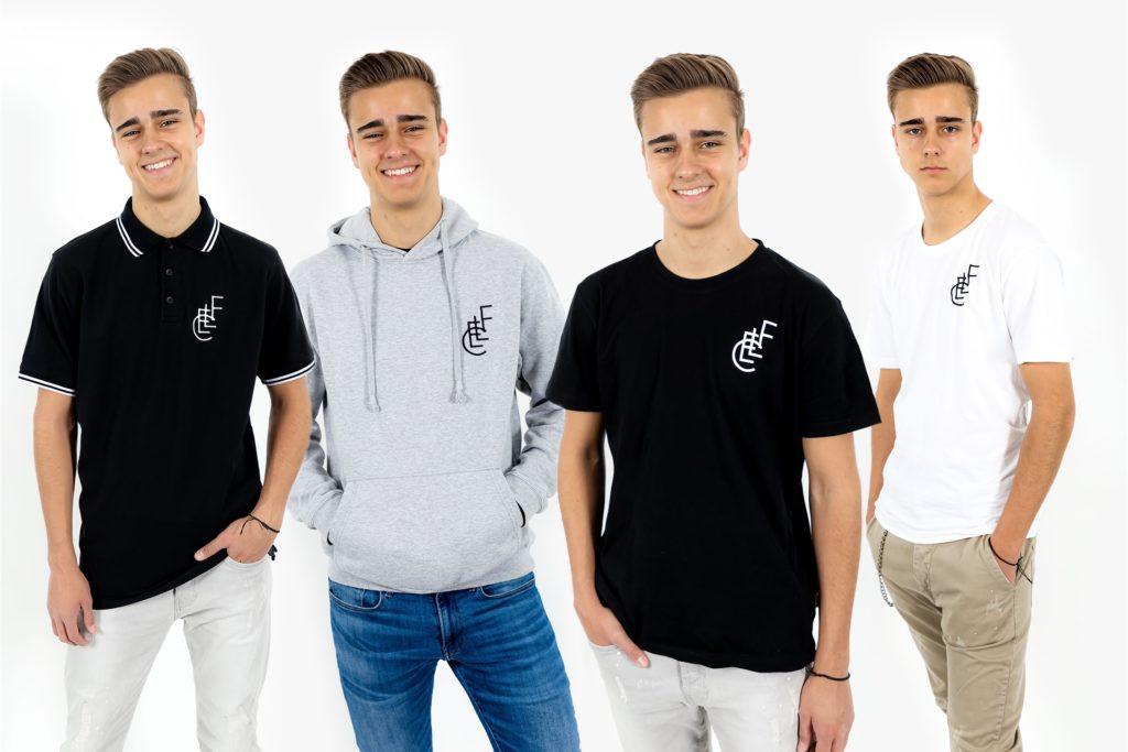 Luke aus Kirchhellen brachte 2020 seine erste Modekollektion heraus. Für das nächste Jahr hat er neue Pläne.