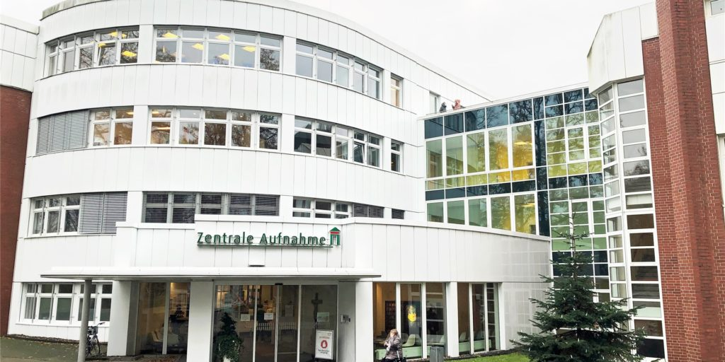 Das St. Elisabeth-Krankenhaus in Dorsten verhängt ab 11. Dezember ein Besuchsverbot.