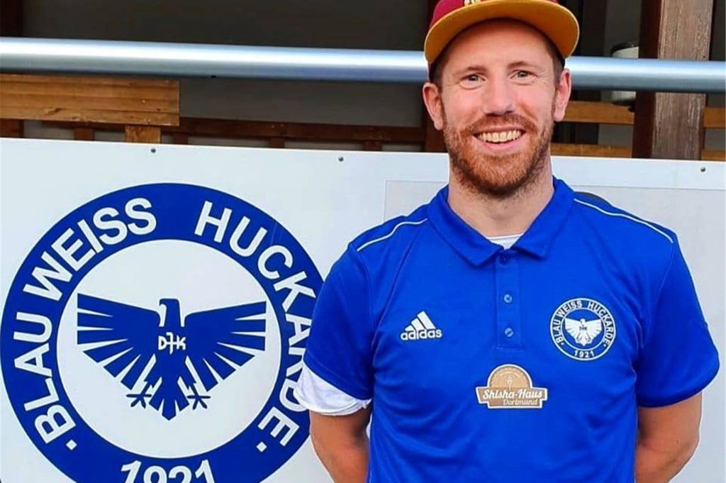 Simon Tenkamp wird ab dem Sommer nicht mehr bei BW Huckarde spielen.