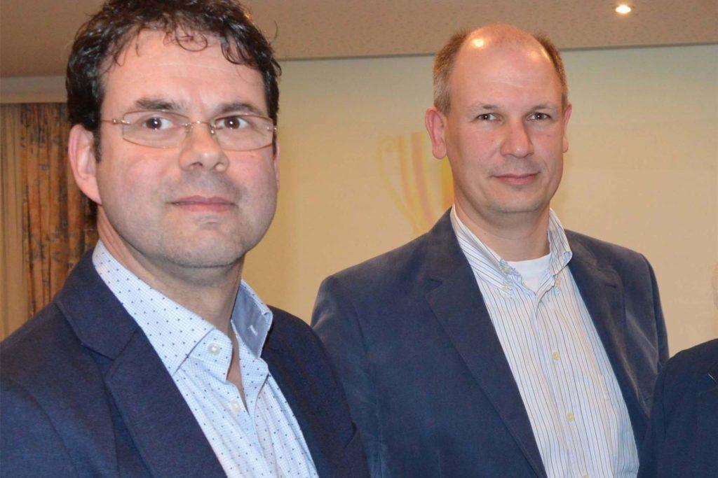 Christoph Kleinefeld und Oliver Entrop äußern sich zum zweiten Lockdown.