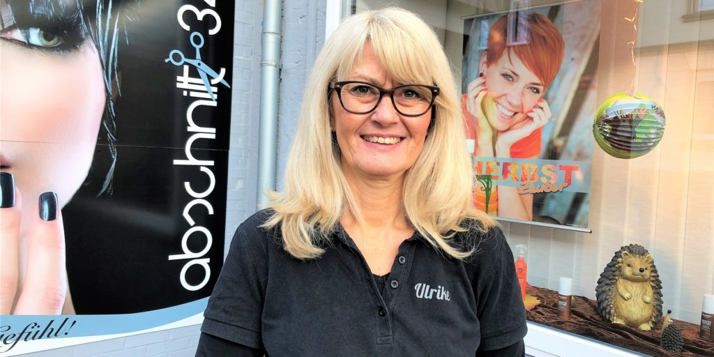 Zum Lachen ist Ulrike Wernicke gerade nicht zumute: Mit dem erneuten Lockdown für ihre Branche hat die Friseurmeisterin nicht gerechnet.