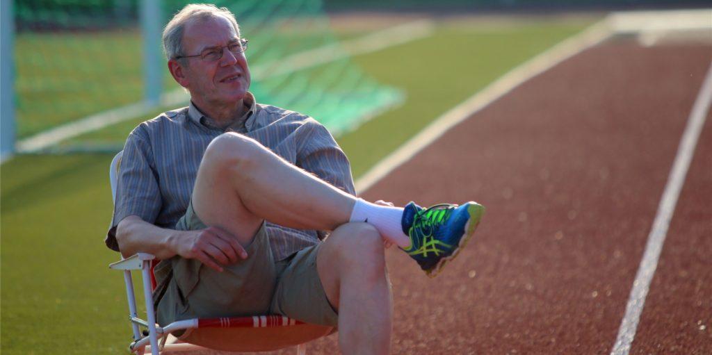 Bernhard Bußmann engagiert sich seit Jahrzehnten für die Leichtathletik - als Trainer und als Funktionär. Seit fast 20 Jahren ist er zudem Gesamt-Vorsitzender des SuS Olfen.