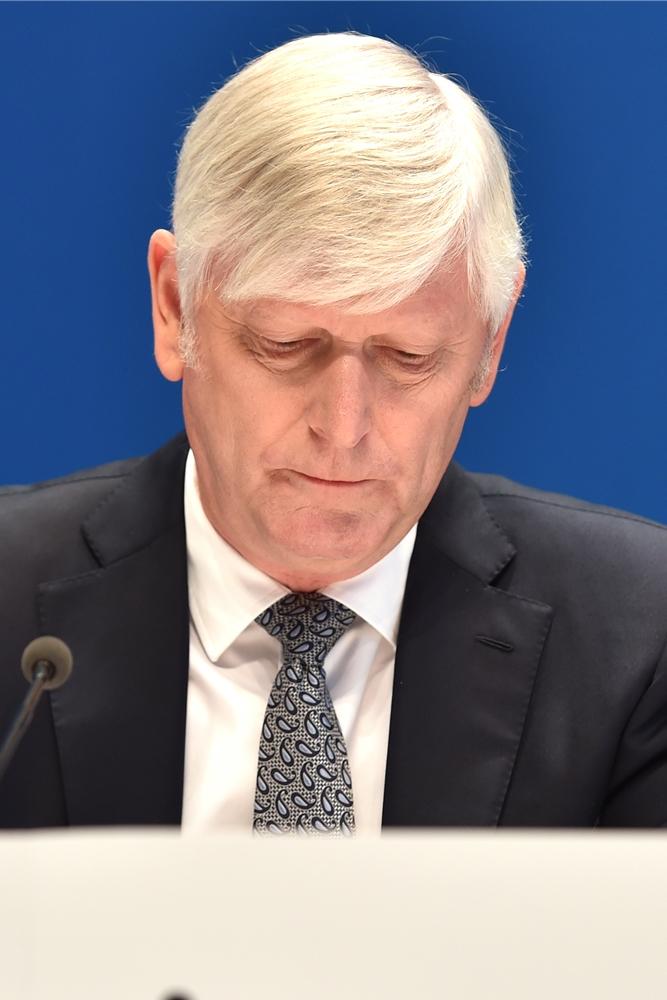 RWE-Vorstandschef Rolf Martin Schmitz