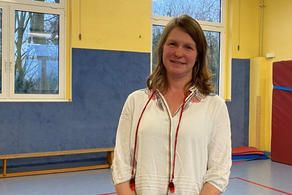 Schulleiterin Katrin Multmeier muss mit ihren Kollegen den Distanzunterricht improvisieren. Sie hofft auf erste Verbesserungen im kommenden Frühjahr.