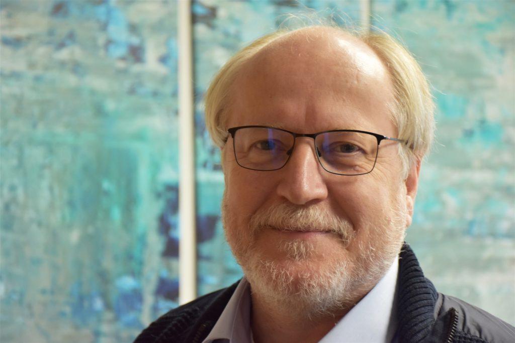 Matthias Wittland, Vorstand für das Ressort Pflege beim Caritasverband Ahaus-Vreden