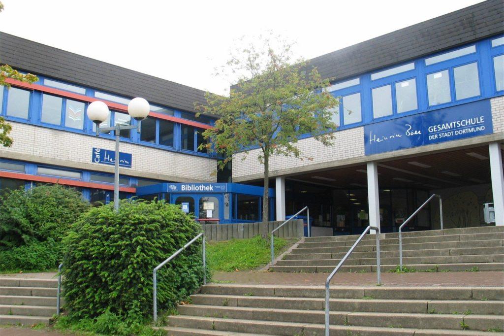 So läuft der Unterricht an der Heinrich-Böll-Realschule.