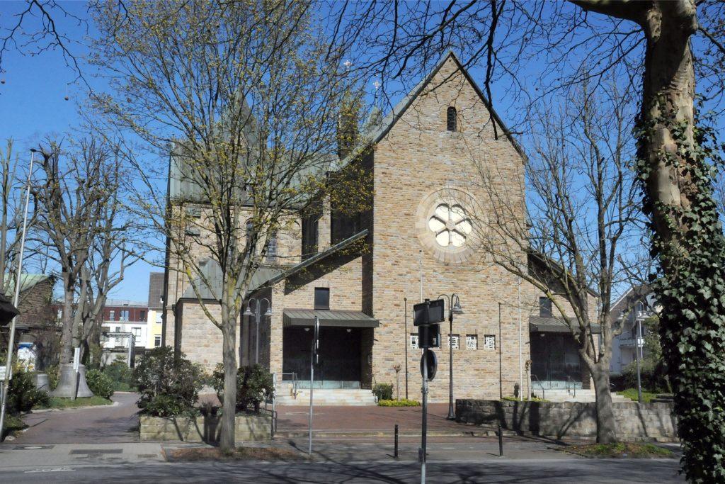 Die Katholische Kirchengemeinde hält bislang an Präsenzgottesdiensten in St. Marien und ihren anderen Kirchen zu Weihnachten fest.