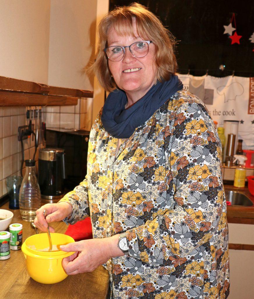 Marietheres Sendfeld hat ein Weihnachtsmenü zusammenstellt, das schmackhaft und gut vorzubereiten ist.