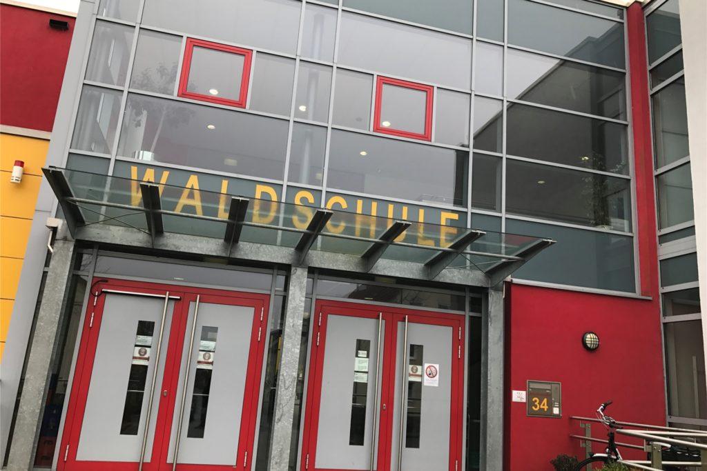 Die Waldschule an der Ahornstraße in Rauxel wird 2021 drei Eingangsklassen aufnehmen.