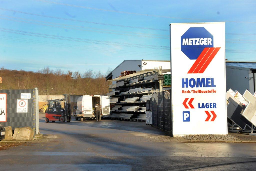 Die Baustoffhandlung Homel am Osthellweg ist als Großhandel nur für gewerbliche Kunden wie gewohnt geöffnet.
