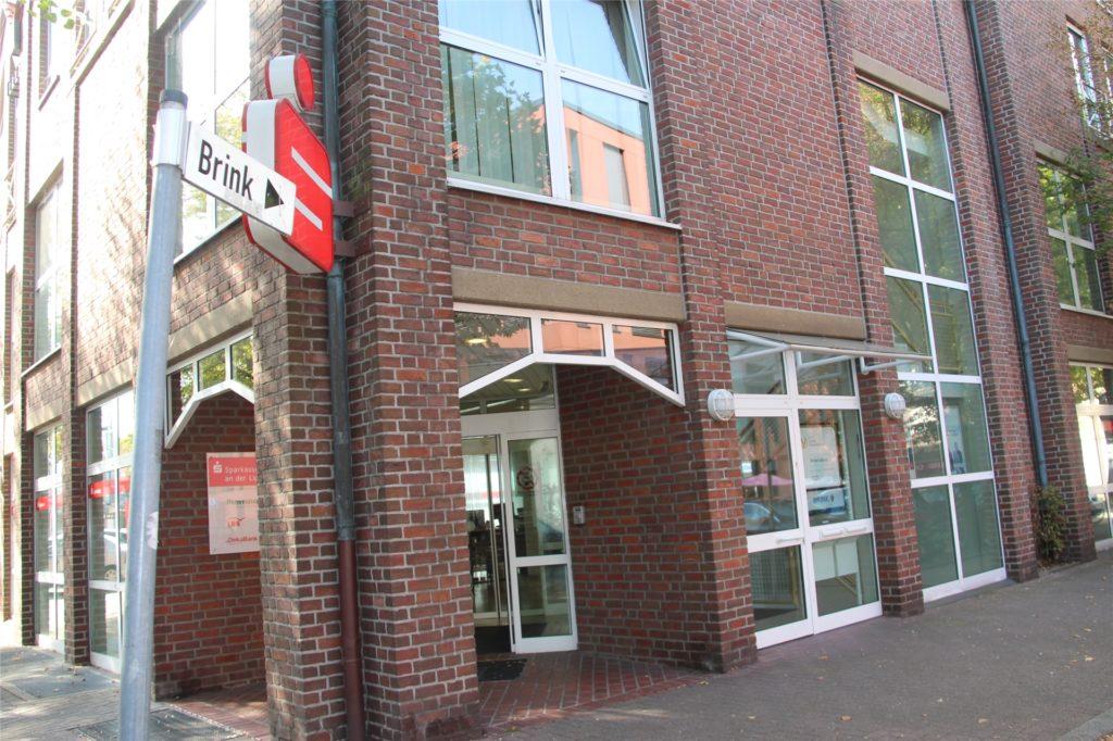 Die Sparkasse an der Lippe bietet keine Geldautomaten in der Selmer Altstadt mehr an.