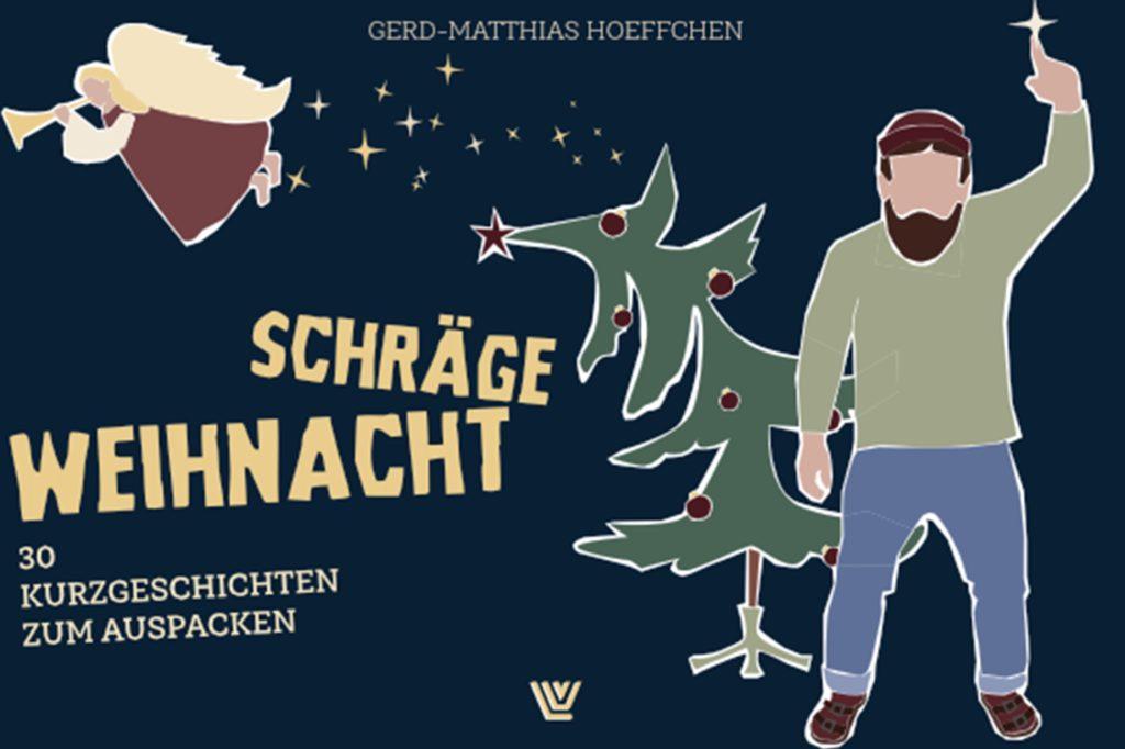 Das Cover des Buches von Gerd-Matthias Hoeffchen