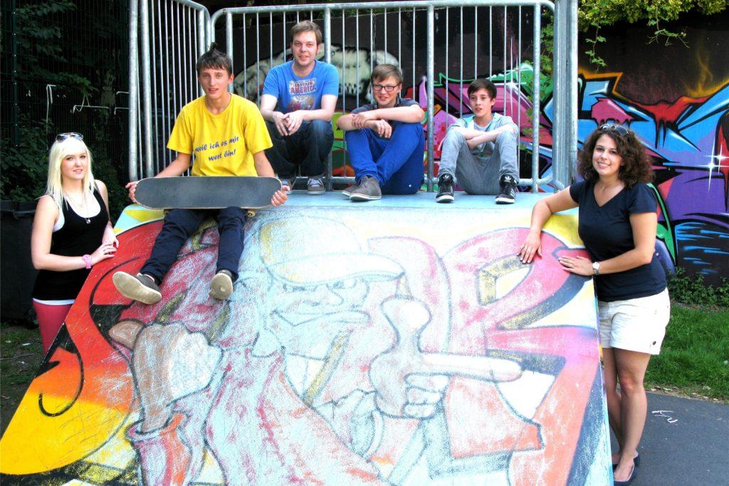 Die Skateranlage Werne (Archiv-Foto) hat auch in Corona-Zeiten geöffnet und ist eher was für ältere Kinder und Jugendliche.