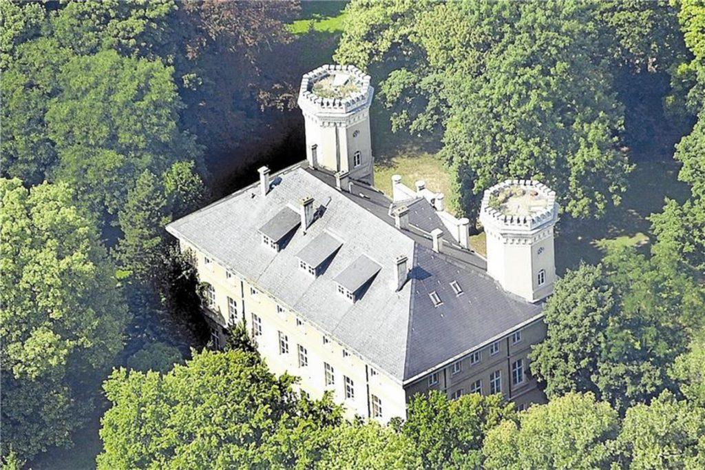 Schloss Schwansbell in Lünen: Dort hat sich der Teufel selbst überlistet.