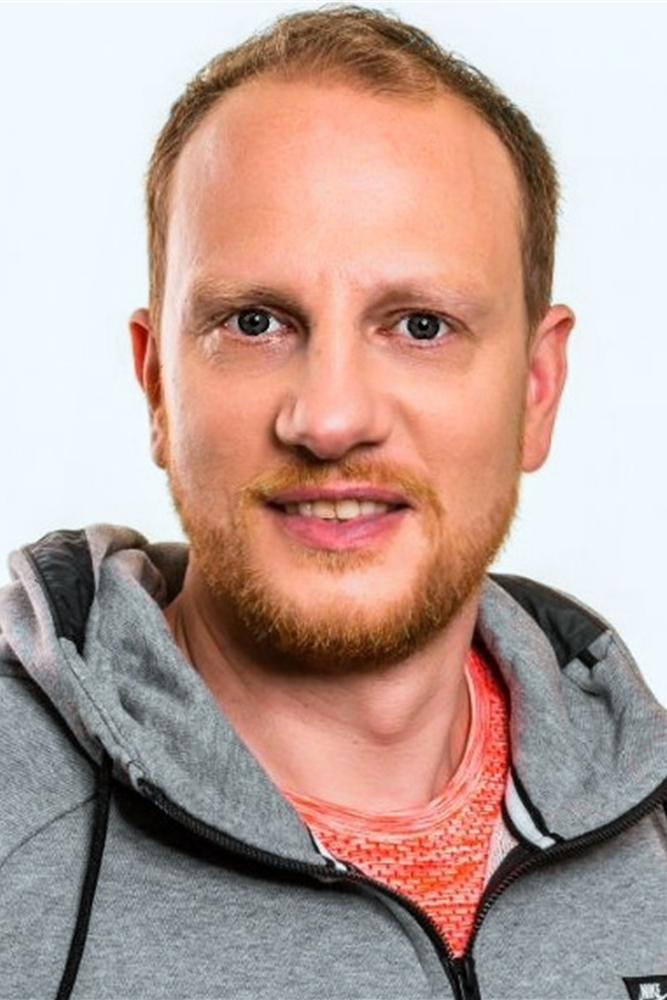 Heute arbeitet Marc Blume nicht mehr im Sport. Er wohnt mit seiner Familie in Steinhagen.