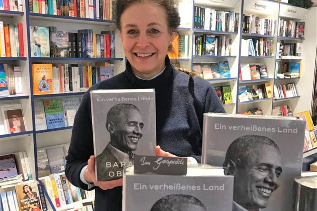 Karin Wesseler empfiehlt Barack Obamas neuestes Buch.