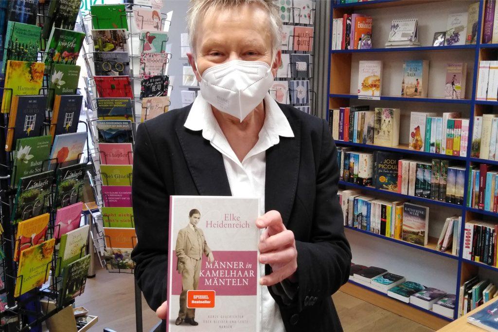 Christel Hinnemann empfiehlt Elke Heidenreichs neues Buch