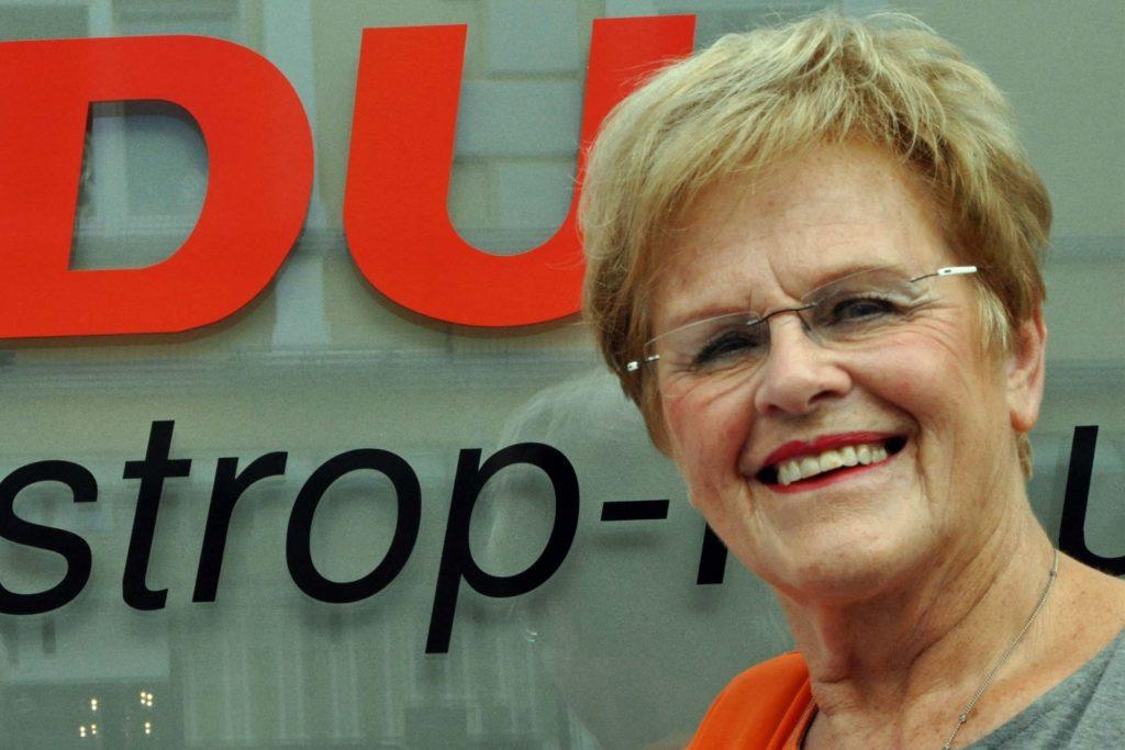 Marlies Graeber war in der CDU vor allem im Bereich der Schulpolitik tätig.