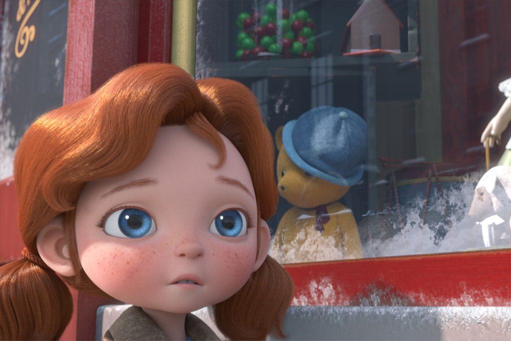 """Das Mädchen aus """"Angelas Weihnachtsüberraschung"""""""