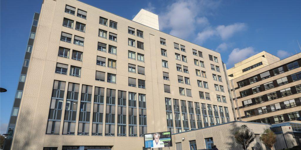 Das Klinikum-Nord in der Dortmunder Nordstadt