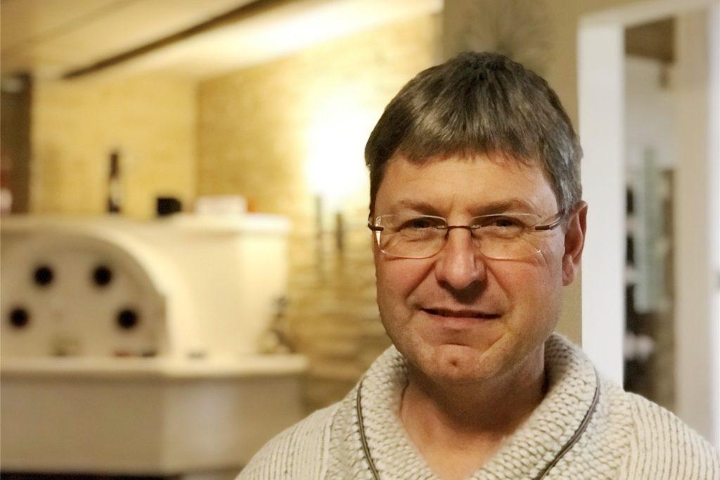 Gerd Wüst ist Hobby-Astronom.