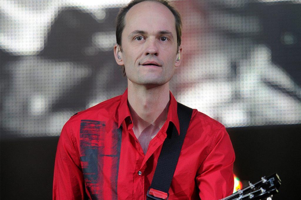 Gitarrist Michael Breitkopf (